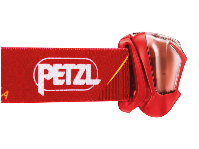Petzl Tikkina Stirnlampe red